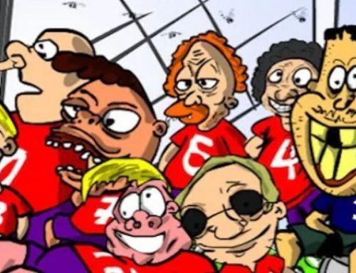 גוגי ומגוגי- פרק 3- הכדור הוא עגול